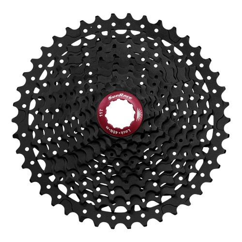 SunRace MX3 10spd Cassette 11-40t Black